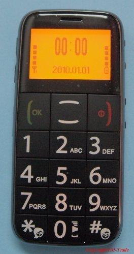 65UNITED® Senioren Handy Kinder Handy Telefon mit Notruftaste und Radio