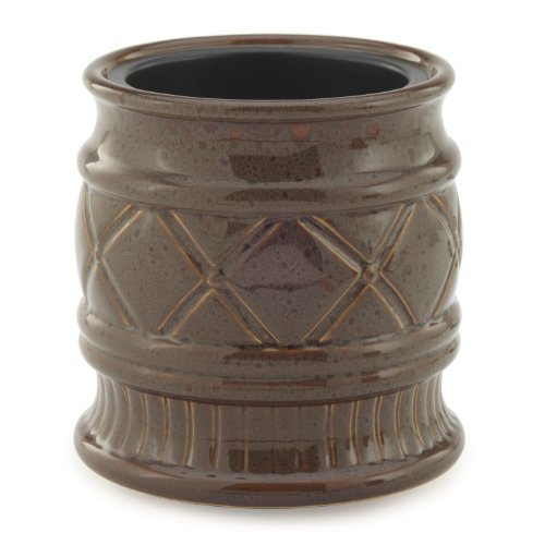 Candle Warmers Etc. Ceramic Candle Warmer Crock, Corinthian