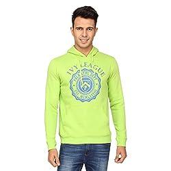 Proline Men's Cotton Knitwear (8907007339091_PC11059C_LG_XL_Light Green)