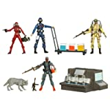 GI Joe 3 3/4 Inch Scale Entertainment Battle Pack - Mass Device