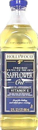 Hollywood Oil Safflower 32 Oz