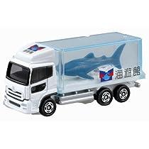 トミカ №069 水族館トラック(サメ)(箱)
