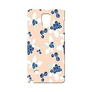 BLUEDIO Designer Printed Back case cover for Samsung Galaxy Note 4 - G2314