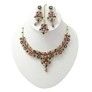 ... Indian Bridal Wedding Women Party Wear Costume Jewellery Gift: Amazon