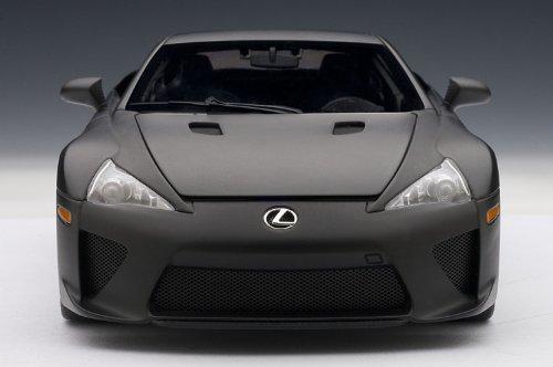AUTOart AutOart 1/18 LEXUS LFA MATT BLACK