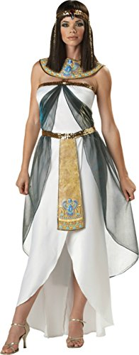 Incharacter Womens Ancient Princess Egyptian Queen Of Nile Halloween Costume