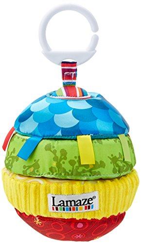 Imagen principal de 27225MP Lamaze - pila de bola suave, pila de bola suave colorido promueve la motricidad fina de los bebés