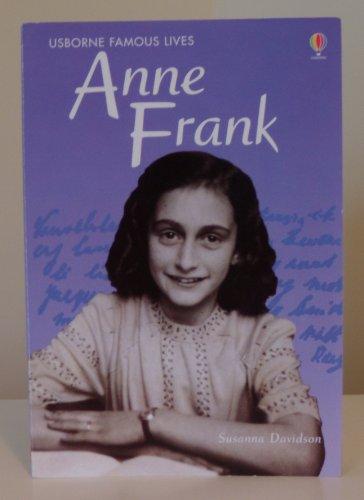 Usborne Famous Lives Anne Frank