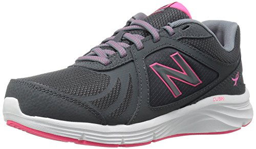 New Balance Women's 496v3 Walking Shoe, Komen Pink, 7.5 D US