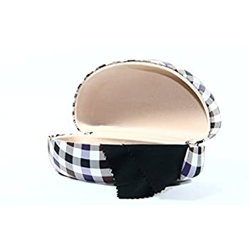 5Zero1 Classic Women Men Vintage Fashion Hard Clamshell Oversize Large Sunglasses Case