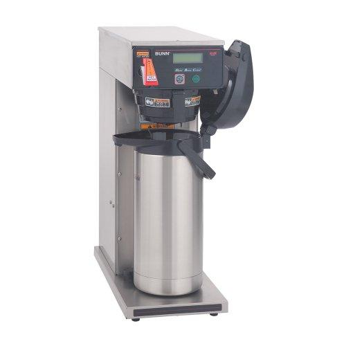 BUNN DV APS Axiom Dual Voltage Airpot Coffee Brewer with LCD bunn analysis for optimal decisions