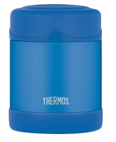 Thermos Funtainer Food Jar, Blue front-531152