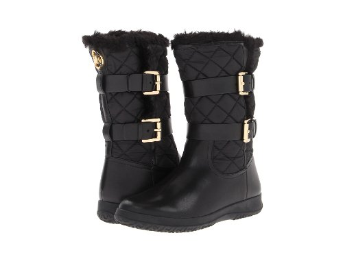 Michael Michael Kors Women'S Aaran Boot (Black/Black 8.0 M)