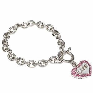Lipsy Chunky Charm Bracelet of Length 16cm