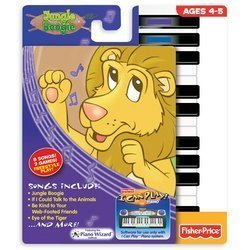 I Can Play Piano Software - Jungle Boogie - 1