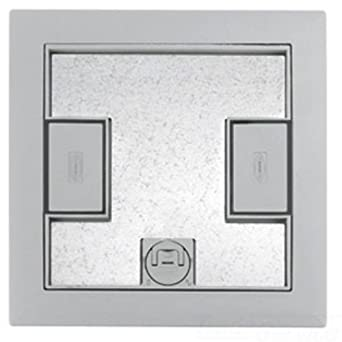 Hubbell Wiring Systems Lcfbcbra Recessed Concrete Floor