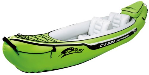 Jilong Inflatable Canoe, Pathfinder C-II 330