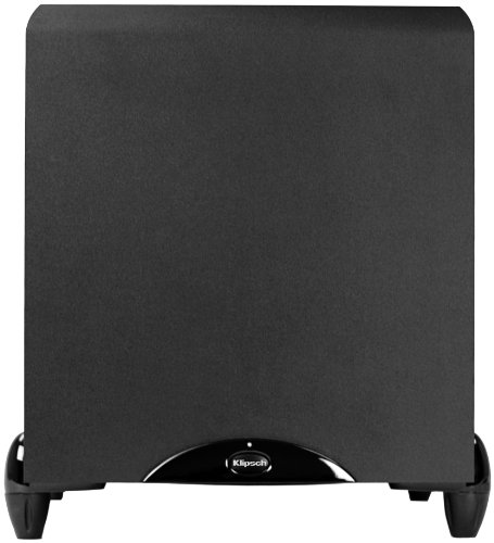 Klipsch Sub-12Hg Synergy Series 12-Inch 300-Watt Subwoofer With High Gloss Trim (Black)