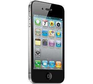 Apple iPhone 4S 16GB 3G WiFi Black Smartphone Unlocked