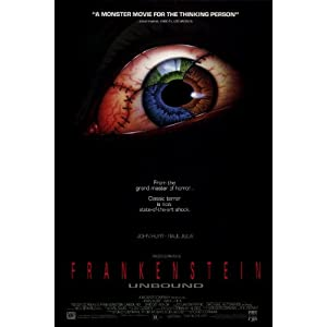 Frankenstein Unbound movies