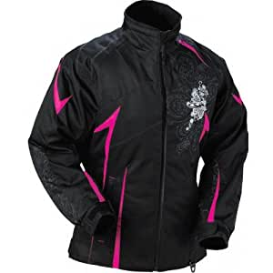 Coldwave HI Altitude 2013 Womens Jacket Black/Pink XL