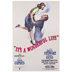 Its a Wonderful Life Movie Poster (27 x 40 Inches 69cm x ...