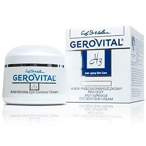 GEROVITAL H3, Anti-Wrinkle Eye Contour Cream