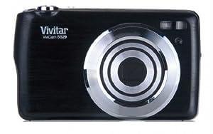 Kompakte Digitalkamera Vivitar VS529 2,7-Zoll-Display 16 Megapixel 5x Zoom Schwarz