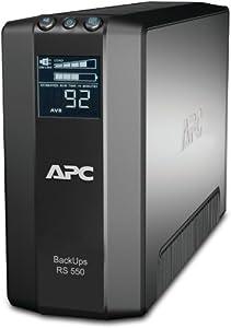 APC BR550GI Power-Saving Back-UPS Pro 330 Watts /550 VA, Input 230V /Output 230V