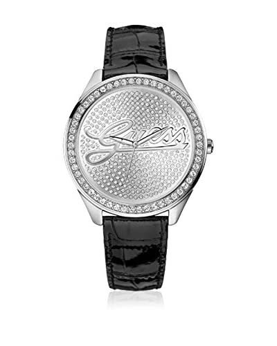 Guess Reloj de cuarzo Woman W70011L1 Negro 44 mm