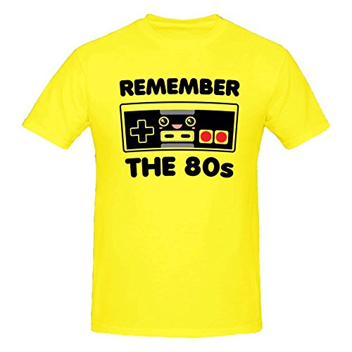 remenber-the-80s-controler-mens-t-shirt-large