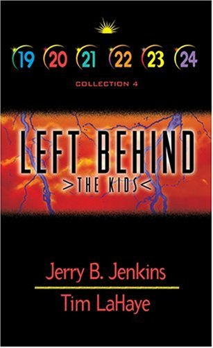 Left Behind: The Kids Books 19-24 Boxed Set (Collection 4)