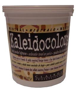 Clairol Professional Kaleidocolors Power Lighteners Hair Color, Neutral Tub