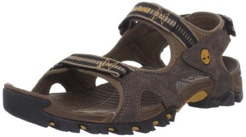 Timberland Men's Trailwnd Sprt Sndl Brwn Outdoor Sandals 96180 Brown 0 7.5 UK