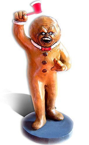 Gingerdead Man Resin Statue (Full Moon Resin Statue compare prices)
