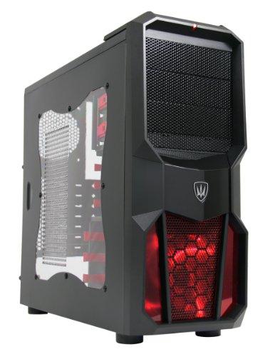 OVERCLOCKED AMD BULLDOZER 4.0GHZ NVIDIA GEFORCE GT 520 8GB RAM 1TB FAST GAMING COMPUTER PC Black Friday & Cyber Monday 2014