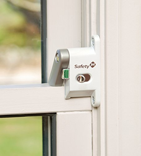 Safety 1st 2 Count ProGrade Window Lock (Window Safety Locks compare prices)