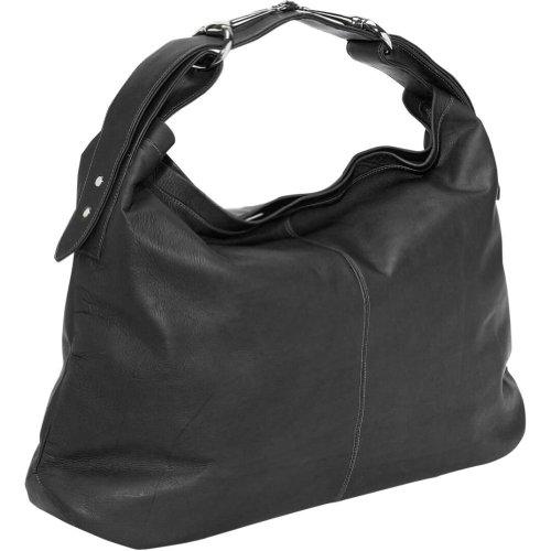 onlinestore  Cape Cod Leather Equestrian Premium Leather Hobo Handbag e373ac2ab3f09