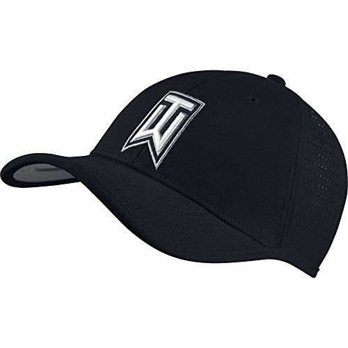 5e2889843ae Nike Golf Tw Ultralight Tour Cap 726291 010 Black 726291 010 010 One Size