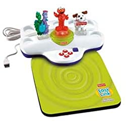 Fisher-Price Easy Link Internet Launch Pad with Bonus 5 Smart Keys Included