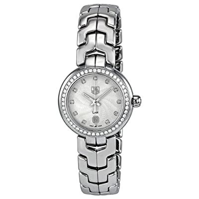 TAG Heuer Women's THWAT1414BA0954 Link Analog Display Swiss Quartz Silver Watch