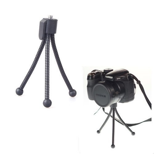 Omax Pocket Camera Tripod for All Compact Point & Shoot Digital cameras  available at amazon for Rs.85