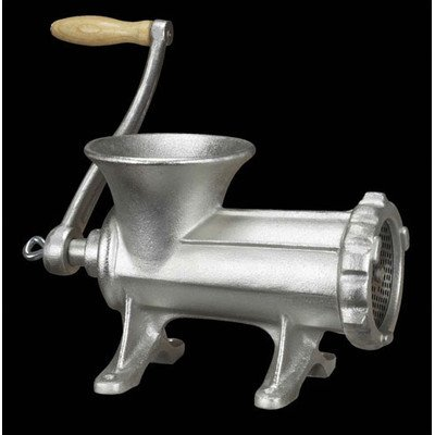 Universal Housewares Large Cast Iron Meat Chopper