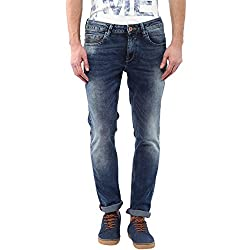 Sf Jeans by Pantaloons Men's Jeans 205000005567791_Dark Blue_34