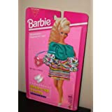 Mattel Barbie Make-Up Pretty Fashions Dress, Shoes, And Purse
