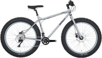 "Surly Pug Ops 26"" Gr.XS Grau"