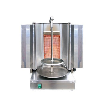 Machine à kebab 1 brûleur gaz / maximal 5kg