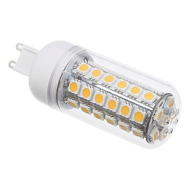 Luo G9 8W 48X5050Smd 650Lm 3000K Warm White Light Led Corn Bulb (220V)