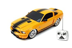 1:18 Licensed Shelby Mustang GT500 Super Snake Electric RTR Remote Control RC Car