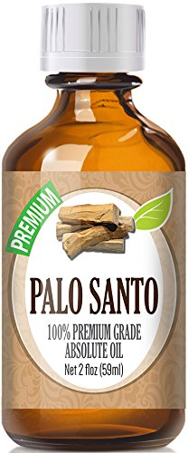 Palo Santo (60ml) 100% Pure, Best Therapeutic Grade Oil - 60ml / 2 (oz) Ounces